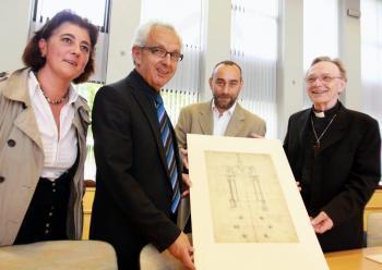 Tarbes. 18 trésors graphiques du diocèse archivés par le Département - La Dépêche | GenealoNet | Scoop.it