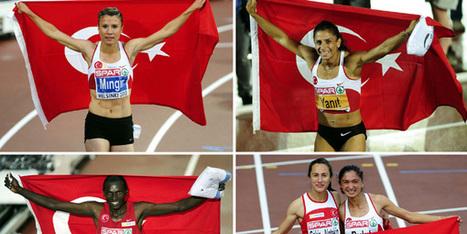 Atletizmde ''Büyük Ülkeler'' listesindeyiz | Spor haberleri1-hafta | Scoop.it