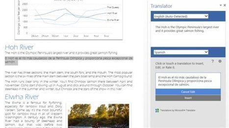 Translation tech powers automatic subtitles for everyday life - Next at Microsoft   language and technology   Scoop.it