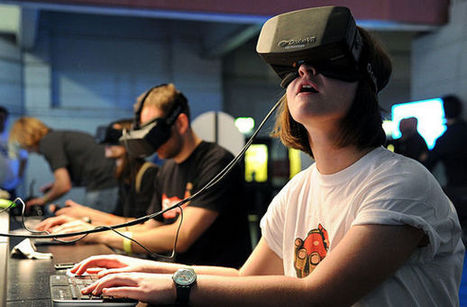 Fascinante ou effrayante, la communication du futur est déjà à notre porte   Ressources pour la Technologie au College   Scoop.it
