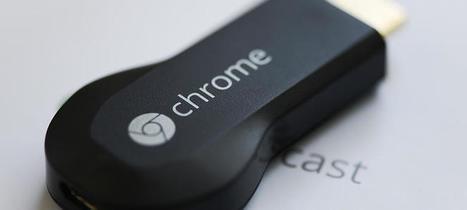 Chromecast ya se puede comprar en España - Noticias de Tecnología | Ciencia Experimental, Matemáticas y Tecnología Educativa. | Scoop.it