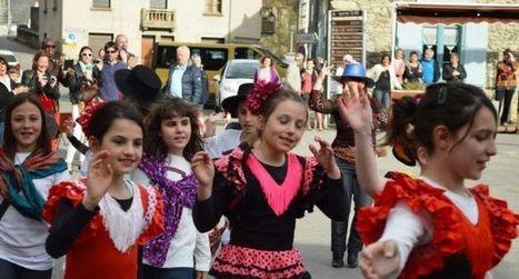 Vielle-Aure : 140 enfants français et espagnols font le spectacle | Vallée d'Aure - Pyrénées | Scoop.it