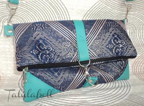 Fold Over Clutch Bags   Handmade Bags - Abaca Bags   Scoop.it