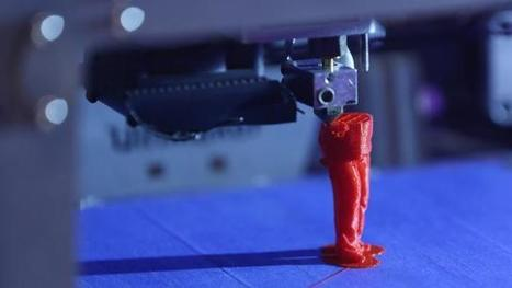 '3d-printen levert in Nederland omzet van 45 miljoen euro op' | 3D and 4D PRINTING | Scoop.it