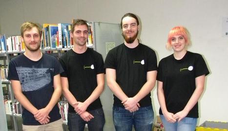 Quatre étudiants ont dévoilé les dessous du jeu vidéo lors d'une ... - La Voix du Nord | Aspects positifs des JV | Scoop.it