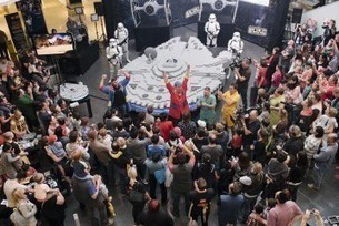 World's Largest LEGO Millennium Falcon | Fortress of Solitude | Scoop.it