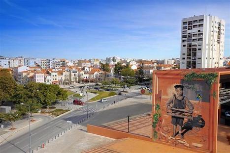 Graffiti português eleito um dos melhores do mundo | Reading & Writing World - Tips and suggestions | Scoop.it