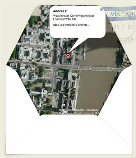 Map Envelope | CJones: GIS - GoogleEarth - Cartography | Scoop.it