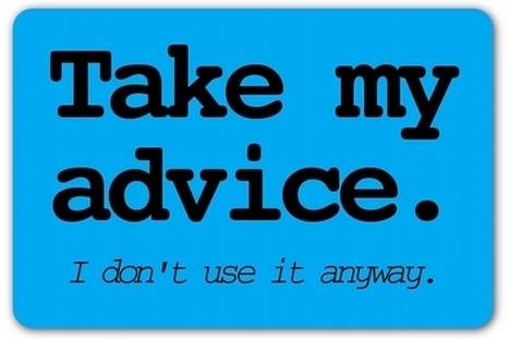 5 terrible pieces of public speaking advice | ProfessionalDevelopment PerfectionnementProfessionnel | Scoop.it