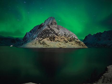 The Magical Realism of Norwegian Nights | Artists & Photographers & Workshops & Retreats | Scoop.it