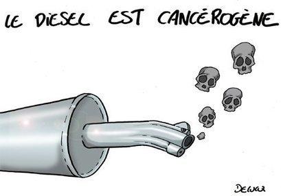Santé : Le diesel tue | Toxique, soyons vigilant ! | Scoop.it