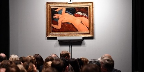 Marché de l'art : après les records, la dégringolade ? | Art contemporain, photo & multimédias | Scoop.it