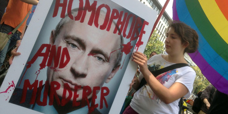 Russia's Anti-Gay Law Is 'One Of The Proudest Achievements Of My Career,' Pundit Claims | Daily Crew | Scoop.it