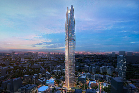Contenders Aim for the World's First Net Zero Energy Tower | Design build | Scoop.it