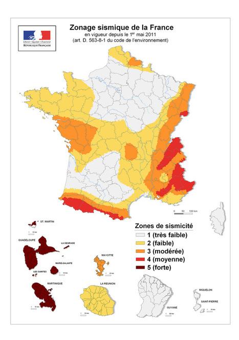 Qu'est-ce que le risque sismique ? - Ministère du Développement durable | Les séismes | Scoop.it