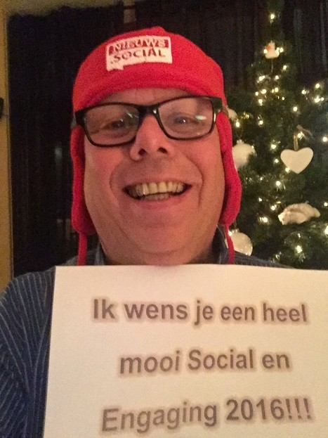 #3voor2016 De social media services trends van Rein Hof voor 2016 | Rwh_at | Scoop.it