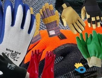 Les gants de travail   Portail sur la Prévention et la Sécurité au Travail   Scoop.it