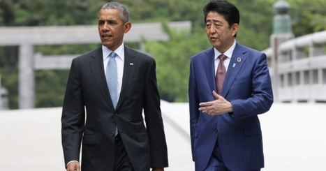 Obama's Historic Hiroshima Visit Underscores Nuclear Hypocrisy | Global politics | Scoop.it