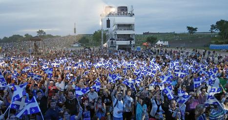 Voici les festivals qui sont subventionnés au Québec en 2015-2016 | Promotion des artistes acadiens à l'international | Scoop.it