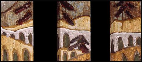 Michelle Mendlowitz Ceramics   Art Ceramic Pottery   Scoop.it