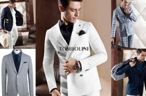 Tailoring Lightweight Spring-Summer 2012 Tombolini Menswear | Le Marche & Fashion | Scoop.it
