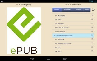 Gitden EPUB3 Book Reader - Android Apps auf Google Play | ePub und iBook | Scoop.it
