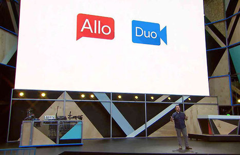 Google Allo and Duo: Ten Most Interesting Things You Need to Know | All About Apple iPhone,Mac Book,Apple Watch | Scoop.it