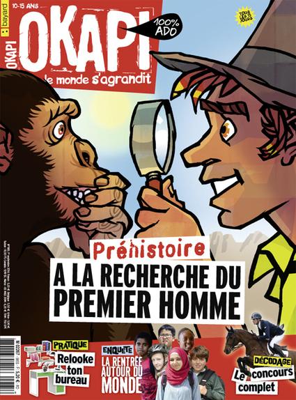 Okapi n°985 – 1er septembre | Nouveautés du CDI | Scoop.it