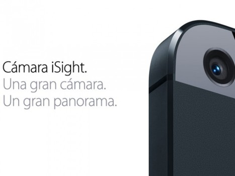 El iPhone 5 estrena una nueva espectacular cámara | Beta permanent | Scoop.it