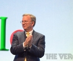 Eric Schmidt calls Android 'more secure than the iPhone' - The Verge | Technology | Scoop.it