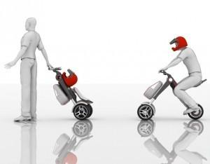 El Vehiculo Electrico Unipersonal ! | Le groupe EDF | Scoop.it
