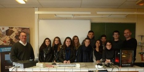 Cap Sciences s'invite au collège | Revue de presse de Bruno MARTY | Scoop.it