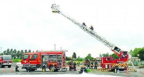 Les jeunes sapeurs-pompiers appelés à candidater | Vallée d'Aure - Pyrénées | Scoop.it