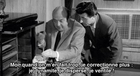 Cibert, c'est le Raoul Volfoni des Tontons flingueurs | Chatellerault, secouez-moi, secouez-moi! | Scoop.it