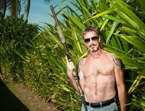 From malware to madman: A brief history of John McAfee's lunacy ...   SeMeMal   Scoop.it