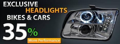 Projector Headlights | Headlamps | Led Projector headlights | Projector Headlights | Scoop.it