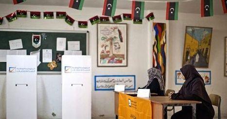 Libye : des élections peu suivies et conclues par un assassinat | Bruxelles Méditerranée | Scoop.it