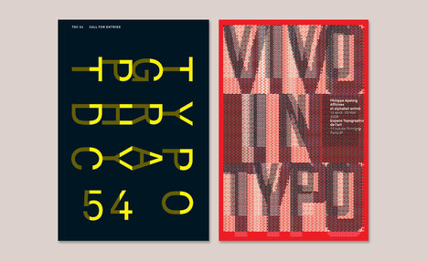 Using Type: Philippe Apeloig's work on show at Amsterdam's Stedelijk | Design | Wallpaper* Magazine | Graphic design & Visual communication | Scoop.it