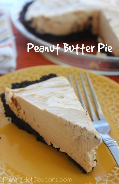 Peanut Butter Pie | Recipes | Scoop.it
