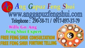 PHILIPPINE FENG SHUI LIBRE CONSULTATION | PHILIPPINE FENG SHUI EXPERT MR. ANG OFFER FREE CONSULTATION | Scoop.it
