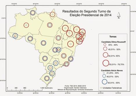 SandroGeo: Representação cartográfica do processo eleitoral e democracia | geoinformação | Scoop.it