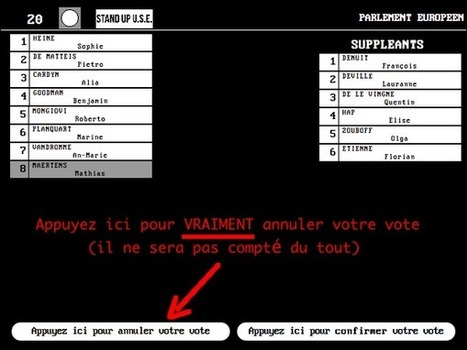 Tweet from @Pour_EVA | pirate party | Scoop.it