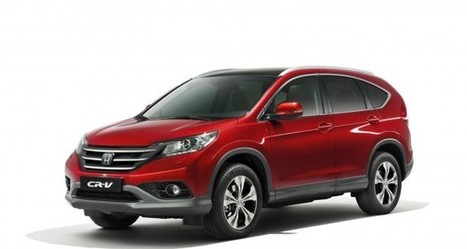 Launch of Honda CRV Diesel  Specifications and Features   Honda CRV Diesel in India Review   Honda Automotive Technicians   Scoop.it