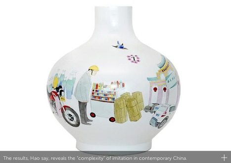 Chinese Art Counterfeiters Make Art Imitating Their Lives | Creative Designer, and Web Developer | Scoop.it