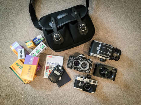 In your bag No: 1395 - Paul - Japan Camera Hunter | L'actualité de l'argentique | Scoop.it