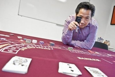 Toulouse. la société Spikenet propose son œil artificiel aux casinos | Toulouse networks | Scoop.it