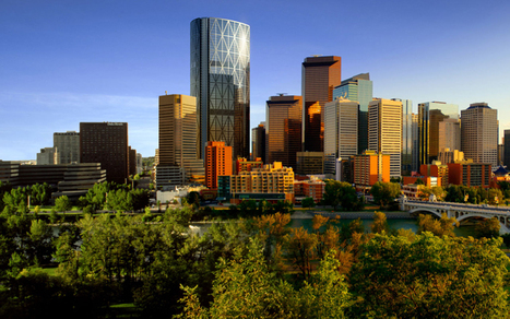 Foster + Partners Bow: A Mixed-Use Tower in Calgary | sustainable architecture | Scoop.it
