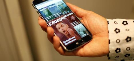 Snapchat pousse les formats publicitaires à s'adapter | (Media & Trend) | Scoop.it