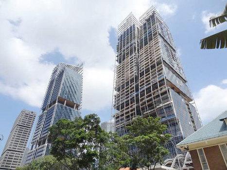 Nuovi grattacieli a Singapore, firmati Libeskind e Foster | Marketing per il mondo del progetto | Scoop.it