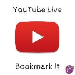 YouTube Live instead of Google Hangouts on Air - Bookmark It - via @AliceKeeler | Internet Marketing in a Nutshell | Scoop.it